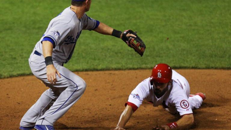Game 1: Cardinals 3, Dodgers 2