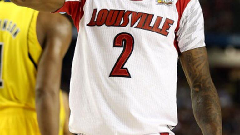 1. Russ Smith, Louisville