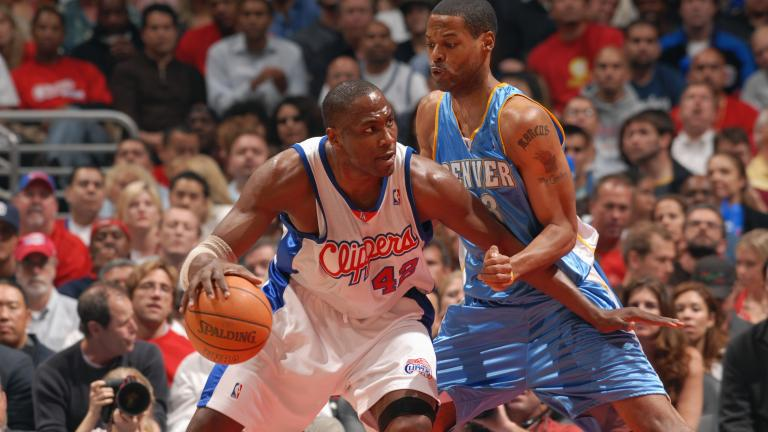 2006 Western quarterfinals: Los Angeles Clippers defeat Denver Nuggets, 4-1