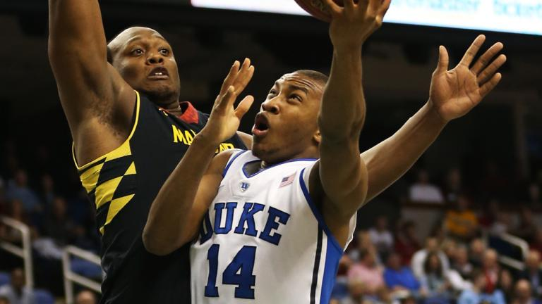 21. Rasheed Sulaimon, Duke