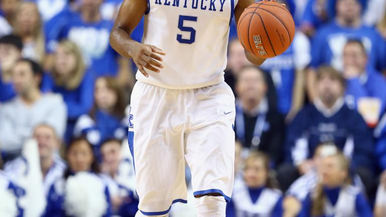 22. Andrew Harrison, Kentucky