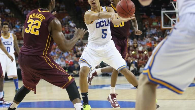 26. Kyle Anderson, UCLA