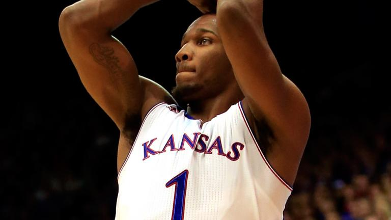 44. Wayne Selden, Kansas