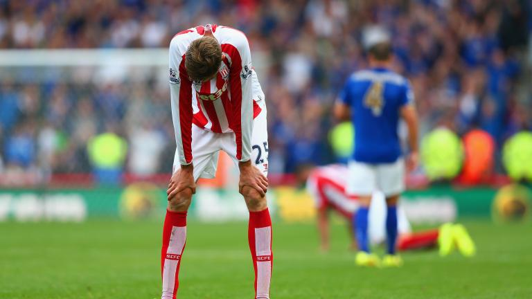 Leicester City 1, Stoke City 0