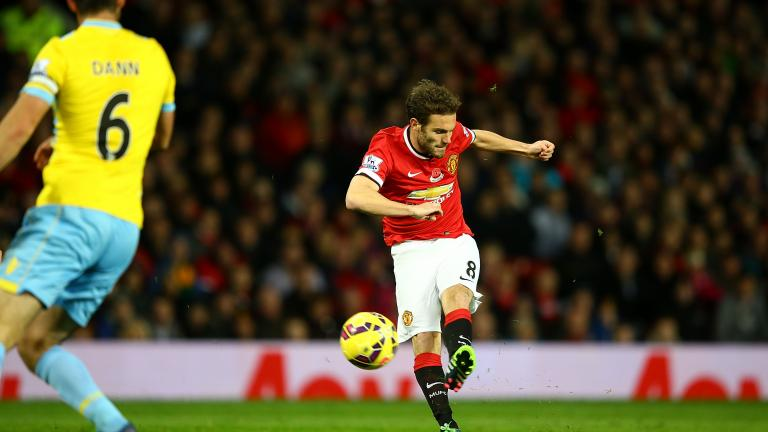Manchester United 1, Crystal Palace 0