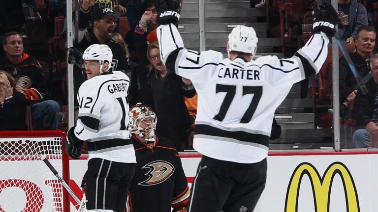 Ducks 6, Kings 5 (SO)
