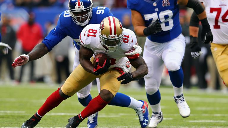 49ers 16, Giants 10