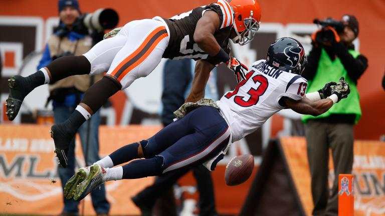 Texans 23, Browns 7