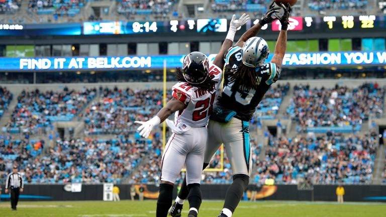 Falcons 19, Panthers 17