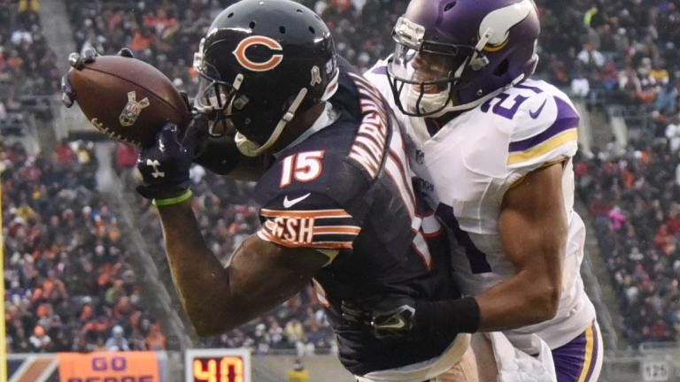Bears 21, Vikings 13