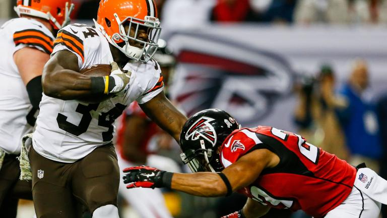 Browns 26, Falcons 24