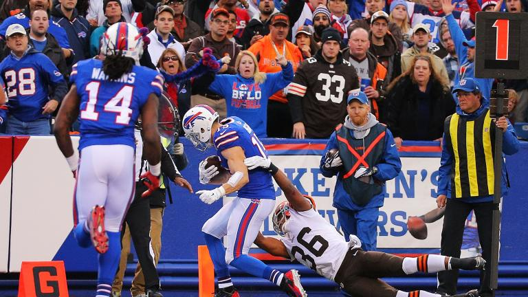 Bills 26, Browns 10