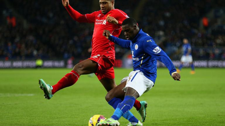 Liverpool 3, Leicester City 1