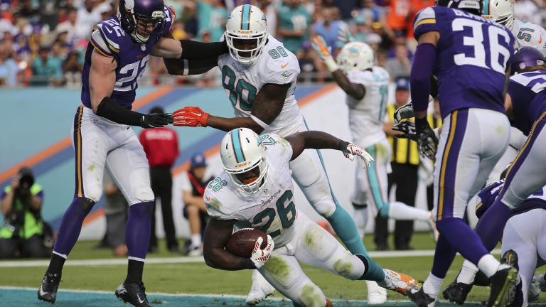 Dolphins 37, Vikings 35