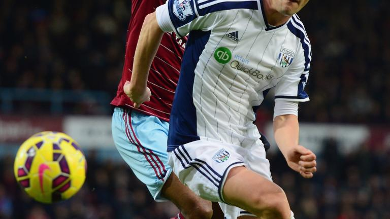 West Ham United 1, West Bromwich Albion 1