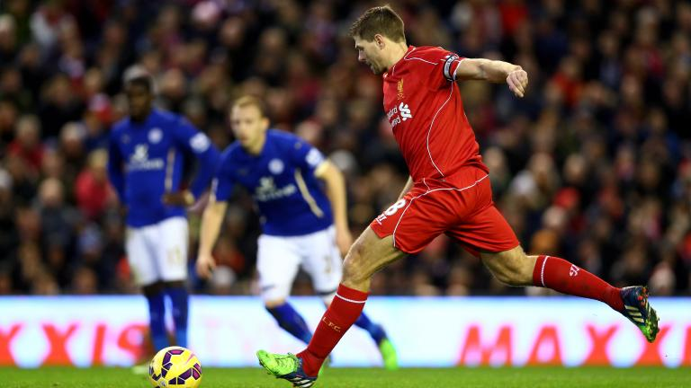 Liverpool 2, Leicester City 2