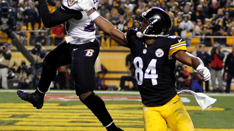 AFC Wild Card: Ravens 30, Steelers 17