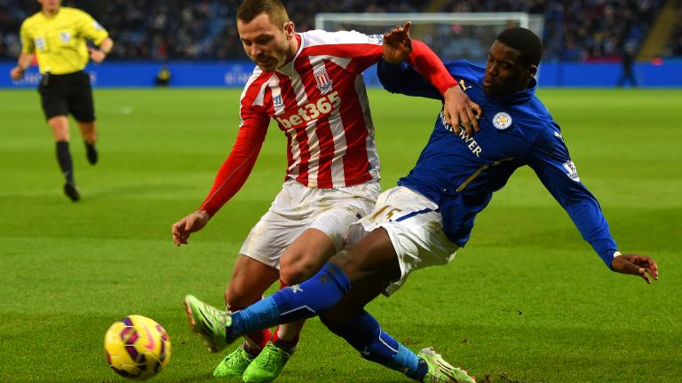 Stoke City 1, Leicester City 0