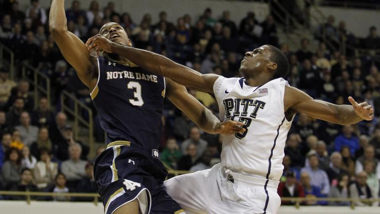 Pittsburgh 76, (8) Notre Dame 72