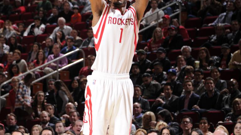 Rockets hit 15 three-pointers in victory against Bucks
