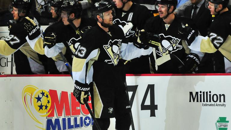 Penguins 4, Red Wings 1