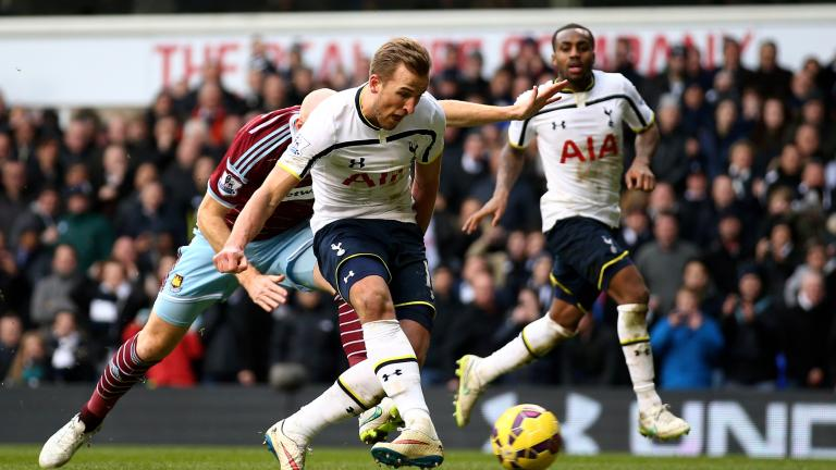 Tottenham Hotspur 2, West Ham United 2