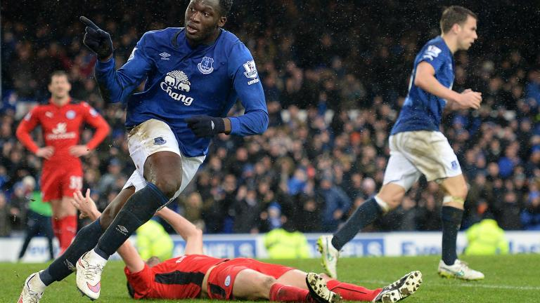 Everton 2, Leicester City 2