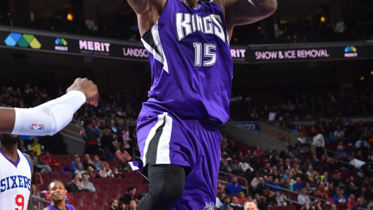 DeMarcus Cousins' gaudy stat line not enough as 76ers beat Kings