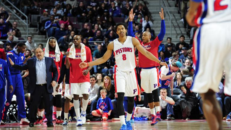 Pistons overcome 19-point second half deficit to top Bulls