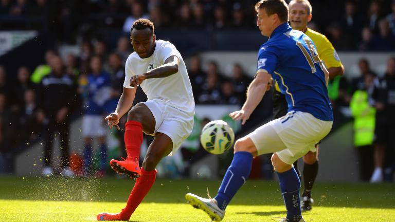 Leicester City 3, West Bromwich Albion 2
