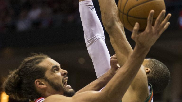 Bulls take double-overtime thriller over Bucks