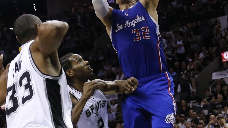 Clippers win in San Antonio, force Game 7