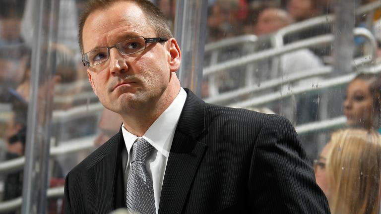 Dan Bylsma still teamless