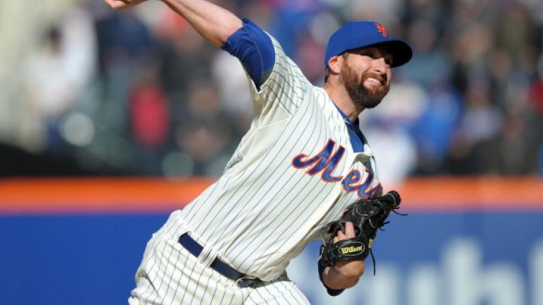 Bobby Parnell, New York Mets