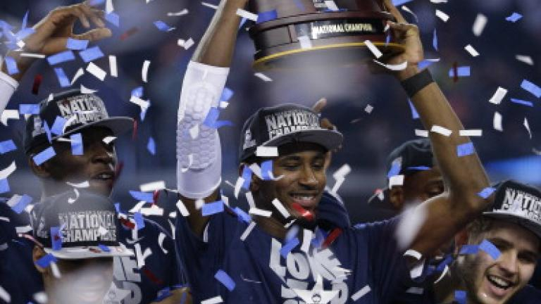 National Championship: (7) UConn 60, (8) Kentucky 54