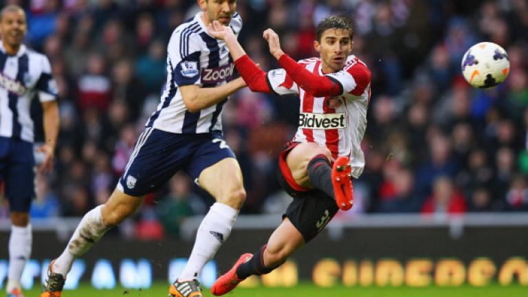 Sunderland 2, West Bromwich Albion 0