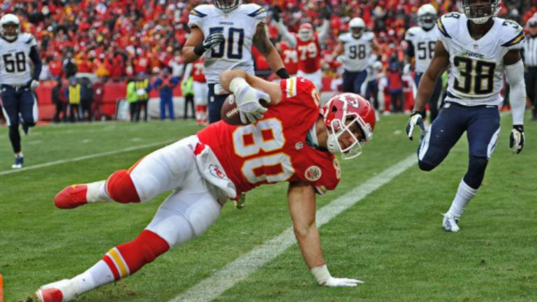 Chargers 41, Chiefs 38