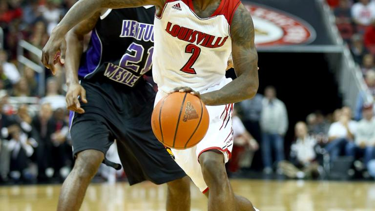 6. Russ Smith, Louisville