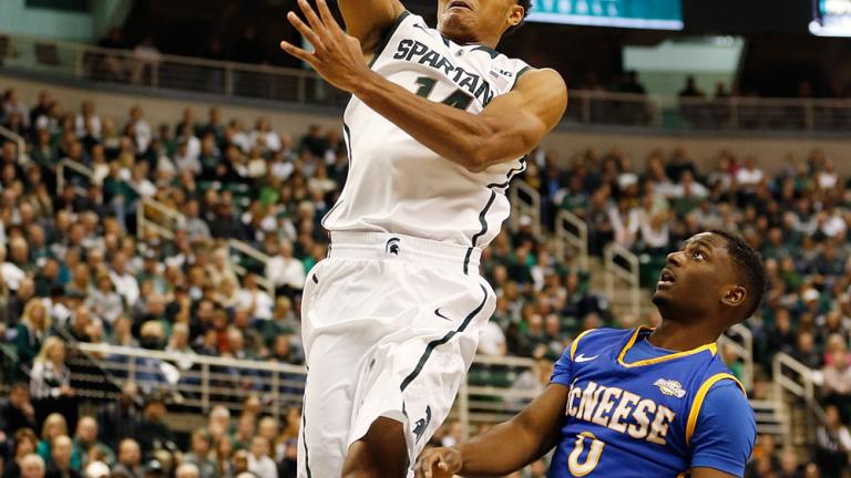 7. Gary Harris, Michigan St.