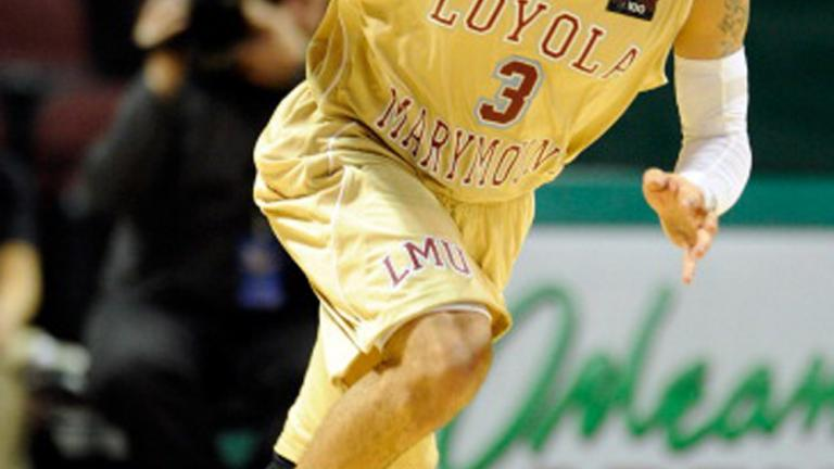 86. Anthony Ireland, Loyola Marymount