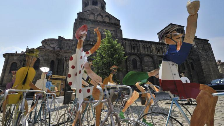 Stage 9: Issoire