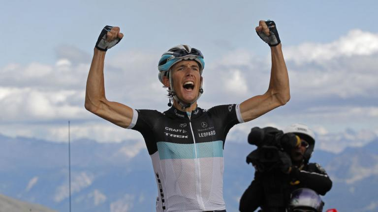 No. 3: Andy Schleck