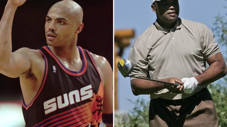 "<div align=""center""><span style=""font-size: 16pt;"">Charles Barkley</span> <br/> <span style=""font-size: 13pt;"">NBA Hall-of-Famer</span></div>"
