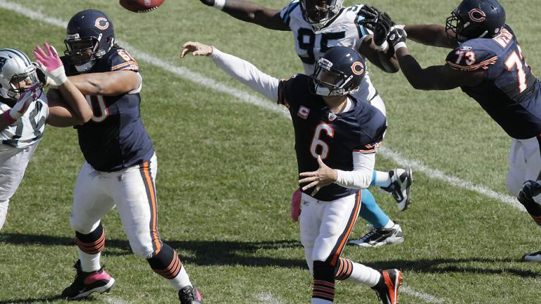 Bears 34, Panthers 29