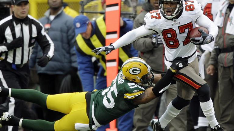 Packers 35, Bucs 26