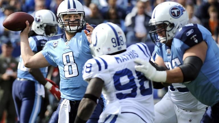 Titans 27, Colts 10
