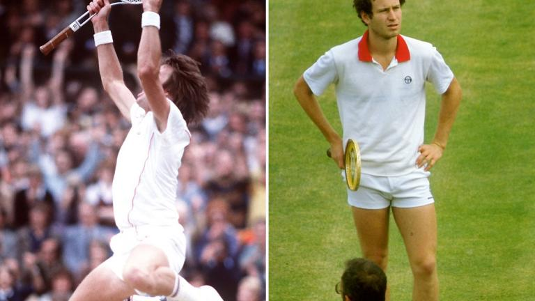 1982: Jimmy Connors def. John McEnroe 3-6, 6-3, 6-7, 7-6, 6-4