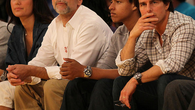 Courtside A-listers
