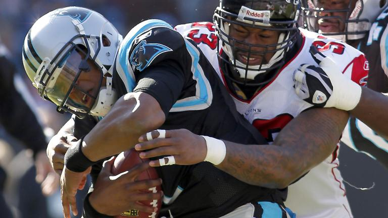 Falcons 31, Panthers 23