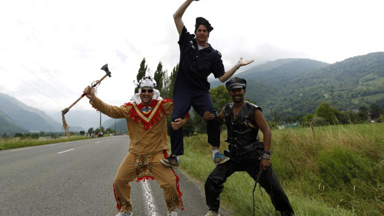The Village People of France